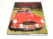POSTWAR SPORTS CARS The Modern Classics (Dymock 1981)